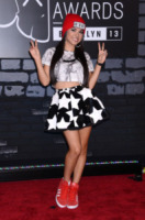 Becky G - Brooklyn - 25-08-2013 - Mtv Video Music Awards 2013: l'abito sexy è un must per le star