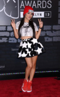Becky G - Brooklyn - 25-08-2013 - Mtv Video Music Awards 2013: il red carpet si fa aggressivo