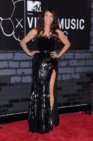 Paula Patton - Brooklyn - 25-08-2013 - Mtv Video Music Awards 2013: l'abito sexy è un must per le star