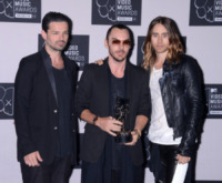 30 Seconds To Mars - Brooklyn - 25-08-2013 - Mtv Video Music Awards 2013: trionfa Justin Timberlake