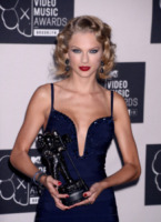 Taylor Swift - Brooklyn - 25-08-2013 - Mtv Video Music Awards 2013: trionfa Justin Timberlake
