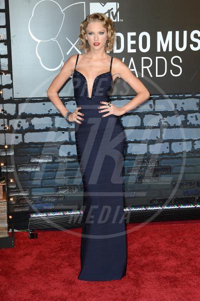 Taylor Swift - New York - 25-08-2013 - Il rossetto dell'autunno? E' rosso Burgundy