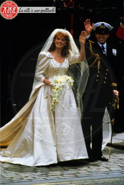 Principe Andrea Duca di York, Sarah Ferguson - Londra - 29-07-1981 - Sarah e Andrea: c'eravamo tanto amati, ci amiamo ancora…