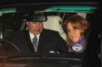 Principe Andrea Duca di York, Sarah Ferguson - Londra - 17-04-2013 - Ti lascio, ma non ti odio: la famiglia allargata fa tendenza
