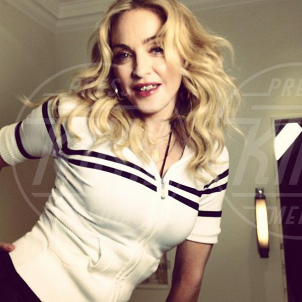 Madonna - New York - 26-08-2013 - Grillz, la moda vip che non convince! Ostentazione o orrore?