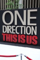 One Direction, Movie Poster - NYC - 26-08-2013 - One Direction: la premiere newyorchese di This is Us