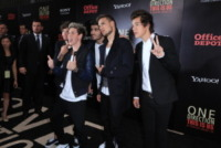 Niall Horan, Zayn Malik, Liam Payne, Louis Tomlinson, Harry Styles, One Direction - NYC - 26-08-2013 - One Direction: la premiere newyorchese di This is Us