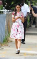 Katie Holmes - Ohio - 26-08-2013 - Mini o longuette, ma pieno di fiori: è l'abito della primavera!
