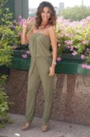 Roberta Morise - Milano - 27-08-2013 - La tuta glam-chic conquista le celebrity