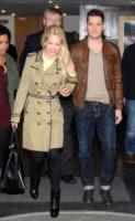 Luisana Lopilato, Michael Bublè - Dublino - 25-11-2012 - Michael Bublé papà: alle 2:27 è nato Noah