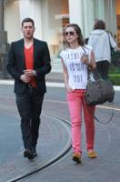 Luisana Lopilato, Michael Bublè - Los Angeles - 29-04-2013 - Michael Bublé papà: alle 2:27 è nato Noah