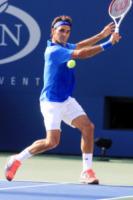 Roger Federer - New York - 27-08-2013 - US Open: debutto vincente per Novak Djokovic e Roger Federer