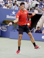Novak Djokovic - New York - 27-08-2013 - US Open: debutto vincente per Novak Djokovic e Roger Federer