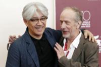 Ryuchi Sakamoto, Renato Berta - Venezia - 28-08-2013 - Festival Venezia: la Giuria della 70esima edizione