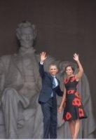 Michelle Obama, Barack Obama - Washington - 28-08-2013 - Un biopic sul primo appuntamento tra Michelle e Barack Obama