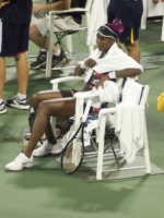 Venus Williams - Flushing Meadows - 29-08-2013 - US Open: continua la serie negativa per Venus Williams