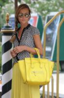 Natalia Borges - Venezia - 29-08-2013 - Le celebrity ne vanno matte: è la Celine Luggage Tote Bag!
