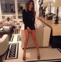 Elisabetta Gregoraci - Milano - 29-08-2013 - Dillo con un tweet: Bobo Vieri si mette in vetrina