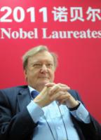 Carlo Rubbia - Pechino - 26-09-2011 - Piano, Abbado, Cattaneo e Rubbia senatori a vita