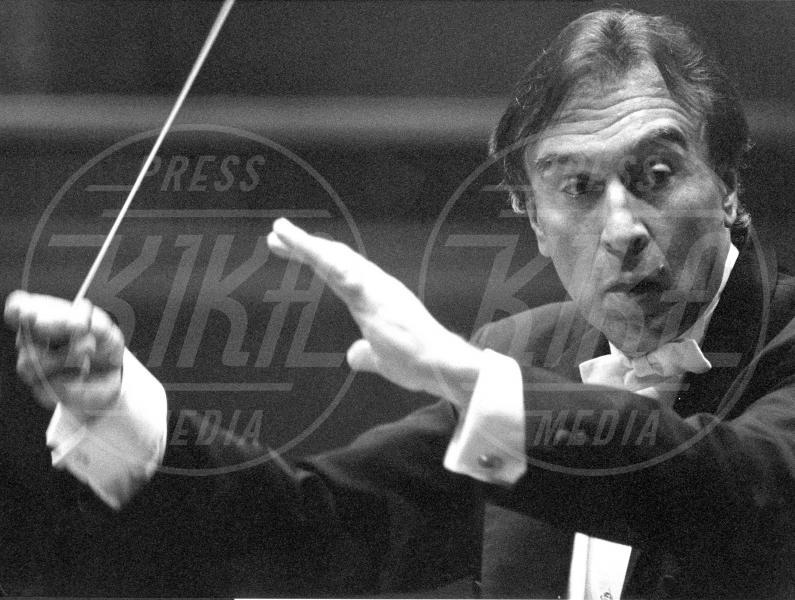 Claudio Abbado - Lucerne - 06-09-1991 - Piano, Abbado, Cattaneo e Rubbia senatori a vita