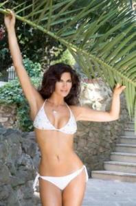 Pamela Prati - Los Angeles - 30-08-2013 - Elle MacPherson compie 54 anni ma il tempo per lei si è fermato