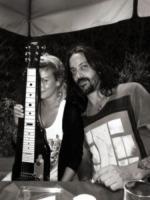 Roberto Angelini, Emma Marrone - Los Angeles - 30-08-2013 - Dillo con un tweet: Pamela Prati, 50 anni di meraviglie