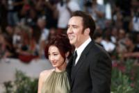 Alice Kim, Nicolas Cage - Venezia - 29-08-2013 - Festival di Venezia: Nicolas Cage alla premiere di Joe