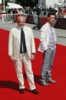 Enrico Maria Artale, Aurelio De Laurentiis - Venezia - 31-08-2013 - Festival di Venezia: il red carpet diventa in un campo da rugby