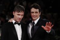 """Scott Haze, James Franco - Venezia - 31-08-2013 - James Franco a sorpresa: """"Vorrei essere gay"""""""