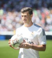 Gareth Bale - Madrid - 02-09-2013 - Gareth Bale mania, in 20mila alla sua presentazione