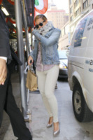 Beyonce Knowles - New York - 03-04-2012 - Le celebrity giocano a nascondino con i paparazzi