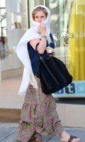 Kathy Hilton - Los Angeles - 02-04-2012 - Le celebrity giocano a nascondino con i paparazzi
