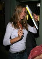 David Arquette, Jennifer Aniston - Milano - 21-05-2007 - Le celebrity giocano a nascondino con i paparazzi