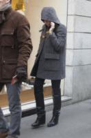 Barbara Berlusconi - Milano - 08-12-2012 - Le celebrity giocano a nascondino con i paparazzi