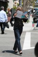 Diane Keaton - Los Angeles - 13-04-2010 - Le celebrity giocano a nascondino con i paparazzi