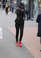 Nicole Richie - Sydney - 31-05-2012 - Le celebrity giocano a nascondino con i paparazzi