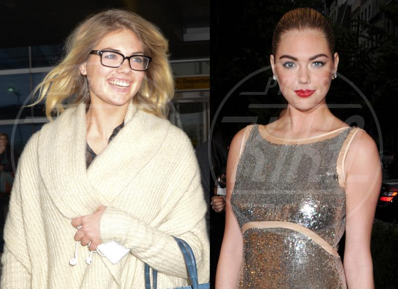 Kate Upton - New York - 20-11-2012 - Quando il trucco non c'è, si vede eccome