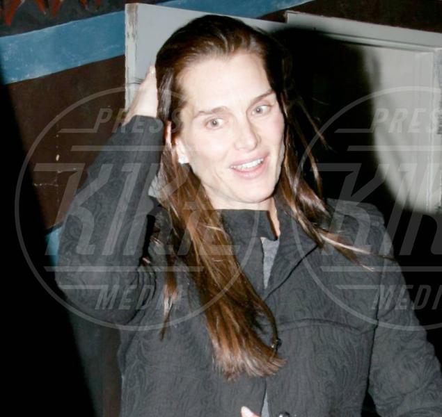 Brooke Shields - Hollywood - 19-01-2006 - Quando il trucco non c'è, si vede eccome