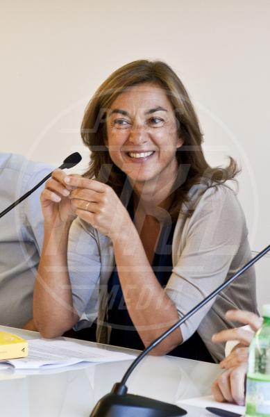 Daria Bignardi - Milano - 11-09-2012 - Quando il trucco non c'è, si vede eccome