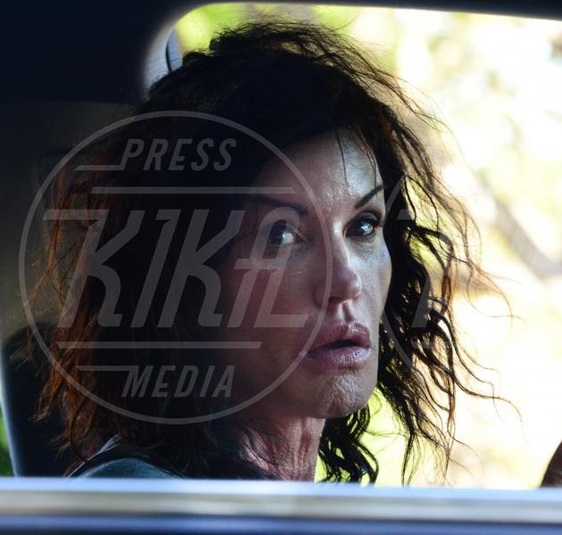 Janice Dickinson - Beverly Hills - 04-06-2013 - Quando il trucco non c'è, si vede eccome