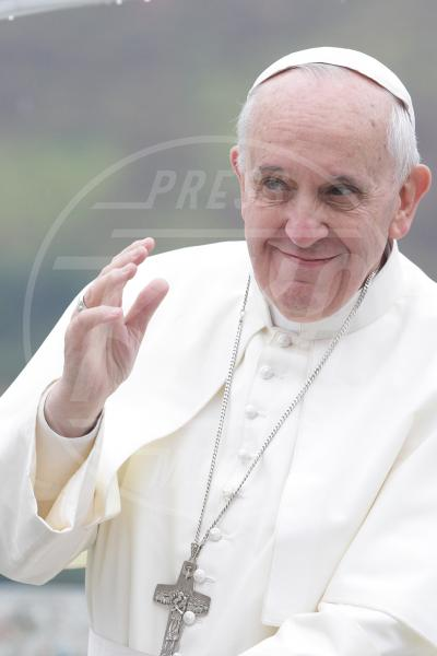 Papa Francesco - Aparecida - 24-07-2013 - Leonardo DiCaprio ha un sosia, ed è italiano, Davide Silvestri