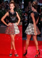 Natalia Borges - Venezia - 03-09-2013 - Dalla Scozia con amore: in autunno è tartan-trend