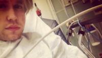 Chord Overstreet - Los Angeles - 06-05-2013 - Non c'è fine alla mania dell'autoscatto: ecco l'hospital selfie