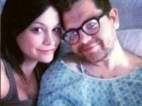 Jack Osbourne - Los Angeles - 06-05-2013 - Non c'è fine alla mania dell'autoscatto: ecco l'hospital selfie