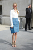 Poppy Delevingne - Parigi - 03-07-2012 - Il double denim, un must per l'inizio dell'autunno 2013