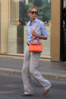 Lavinia Borromeo - Milano - 03-09-2013 - W le celebrity con i piedi per terra, W le ballerine!