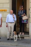 Alessandro Sallusti, Daniela Santanchè - Milano - 03-09-2013 - Alessandro Sallusti: la dura vita di un condannato