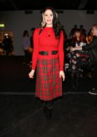 Kate Nash - Londra - 19-02-2013 - Il must dell'autunno? Sua Maestà il tartan!