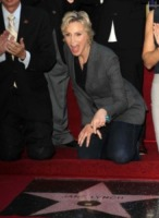 Jane Lynch - Hollywood - 04-09-2013 - Jane Lynch raggiunge il suo idolo Greta Garbo sulla Walk of Fame