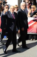 Paolo Baratta, Giorgio Napolitano - Venezia - 06-09-2013 - Festival di Venezia: Giorgio Napolitano omaggia Fellini e Scola